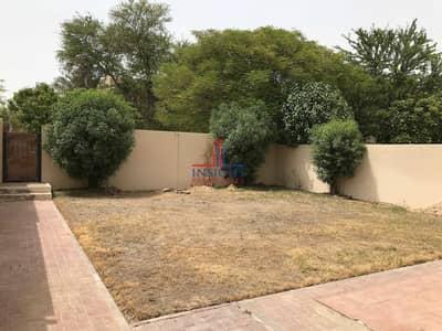 فیلا 3 غرف نوم للايجار في المرابع العربية، دبي - SINGLE ROW   TYPE 3 E   LARGE 3 B/R + STUDY