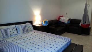 Luxurious Furnished 1 Bedroom| Stunning view|Investor Deal