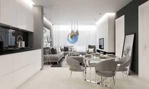 شقة في Binghatti Avenue بن غاطي افينيو 2 غرف 1600000 درهم - 5162758