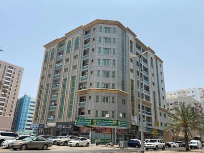 2 Bedroom Apartment for Rent in King Faisal Street, Ajman - 2-BHK AVAILABLE FOR RENT IN JEMEZA 3 BUILDING