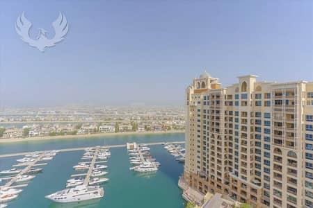 بنتهاوس 4 غرف نوم للبيع في نخلة جميرا، دبي - Stunning penthouse apartment vacant on transfer