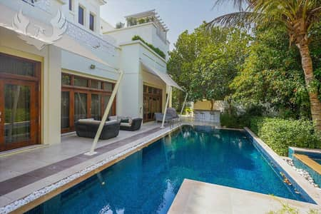 6 Bedroom Villa for Sale in Al Barari, Dubai - Extended Upgraded Backing Gardens