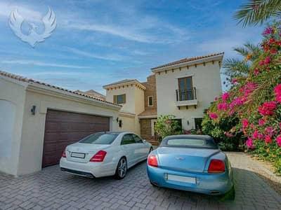 5 Bedroom Villa for Sale in Jumeirah Golf Estates, Dubai - Golf Course View