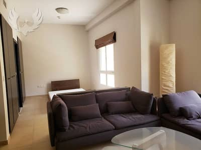 Studio for Rent in Remraam, Dubai - ONE MONTH FREE - FULLY FURNISHED - BIG STUDIO