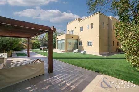 4 Bedroom Villa for Sale in The Lakes, Dubai - Fully Upgraded | Type 2 | Large Corner Plot