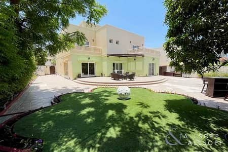 5 Bedroom Villa for Sale in The Meadows, Dubai - Amazing Location  | VOT | Upgraded | 5 Bed