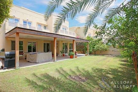 فیلا 5 غرف نوم للبيع في السهول، دبي - 5 Bedroom Type 7 | Single Row | Meadows 1