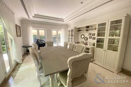 5 Bedroom Villa for Sale in The Lakes, Dubai - Hattan Villa | Backing Park | The Lakes