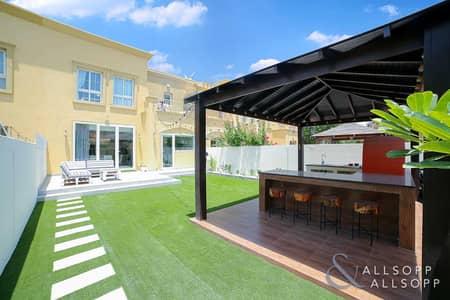 فیلا 3 غرف نوم للبيع في الينابيع، دبي - Fully Upgraded | Extended | Type 3M | VOT