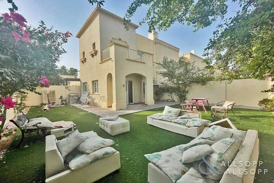 Exclusive | 2 Beds + Study | Large Plot