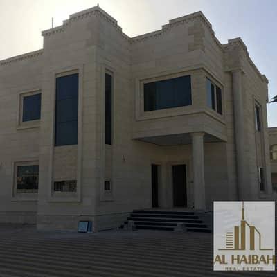 فیلا 6 غرف نوم للبيع في الرمثاء، الشارقة - For sale a new two storey villa in Ramtha very distinctive location