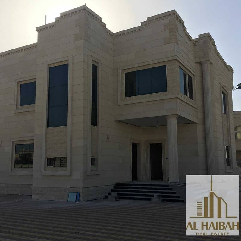 2 For sale a new two storey villa in Ramtha very distinctive location