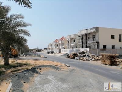 Plot for Sale in Al Aaliah, Ajman - Residential plot on 3 st. 2 corners in Al Aliah, Villa ground+2