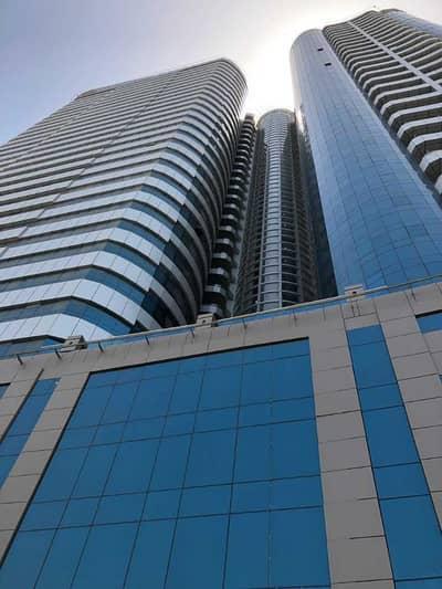 شقة 3 غرف نوم للبيع في شارع الشيخ مكتوم بن راشد، عجمان - امتلك فورا بافخم ابراج عجمان شقة 3 غرف وصالة بمساحات تبدا من 2266 قدم