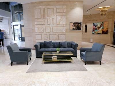فلیٹ 3 غرف نوم للبيع في شارع الشيخ مكتوم بن راشد، عجمان - تملك شقة 3 غرف + غرفة خادمة + باركن في برج الكنكيور ذو الطابع الفندقي