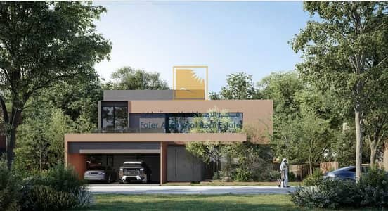 2 Bedroom Villa for Sale in Al Tai, Sharjah - Smart Home I 5% Down Payment I Monthly Installment!
