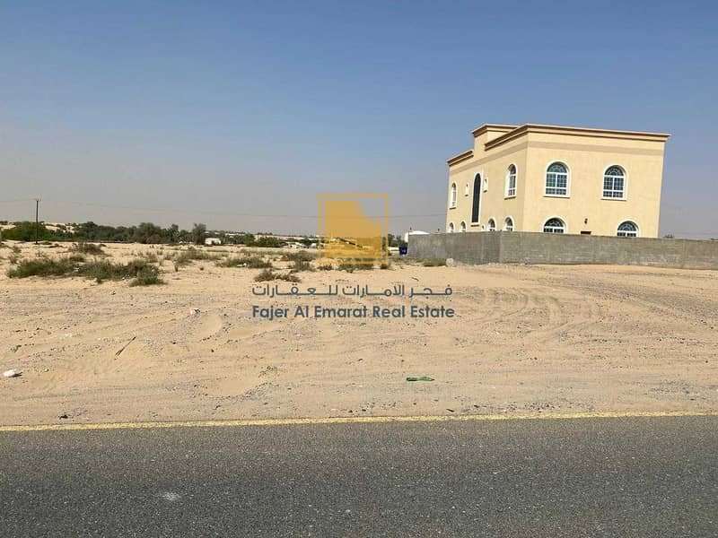 For sale 20k SQFT - Al hoshi - near Al noof