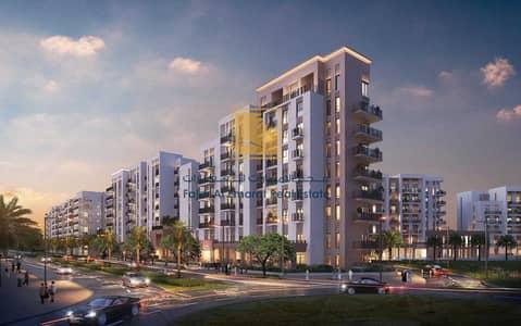 شقة 1 غرفة نوم للبيع في الممزر، الشارقة - For sale room and hall direct from the developer