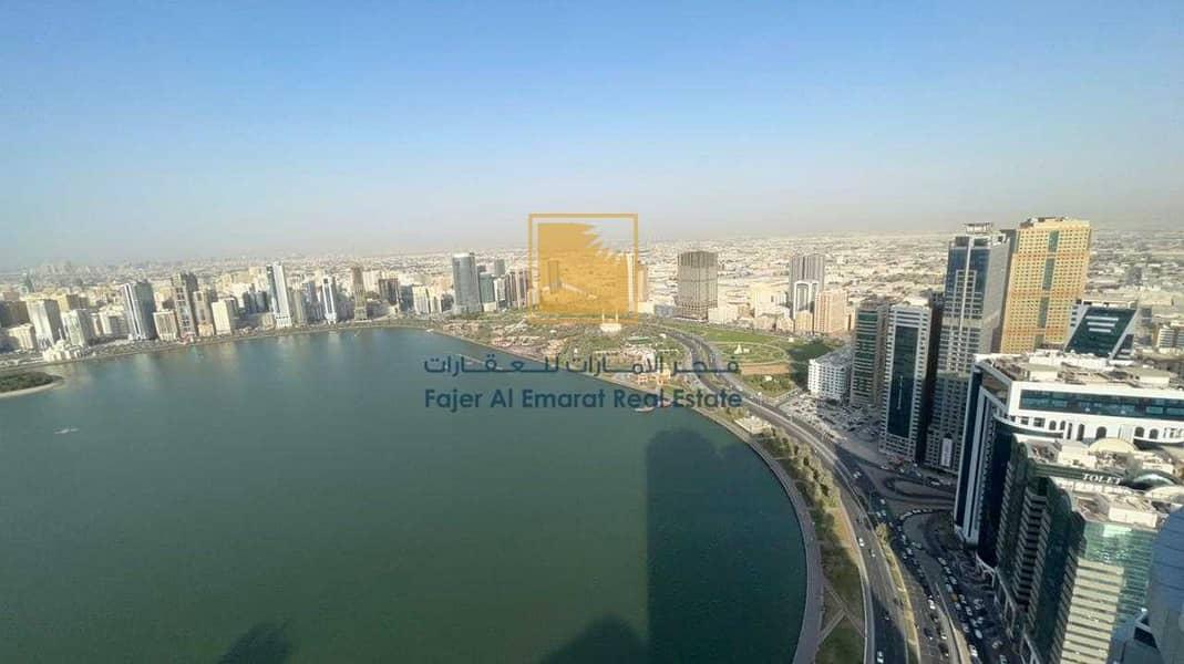 15 Spacious Duplex 4 BHK l Buhaira View l Bu Khamseen Tower