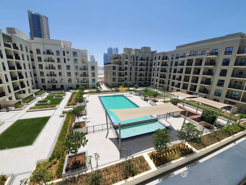 2 BHK | AL MAMZER | CAYN BEACH RESIDENCE | FOR ALL NATIONALITY