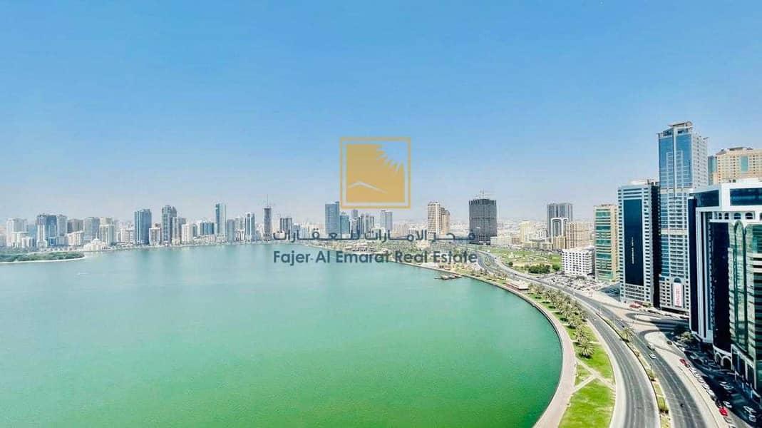 12 Spacious 3 BHK l Al Majaz 3 l Bu Khamseen Tower