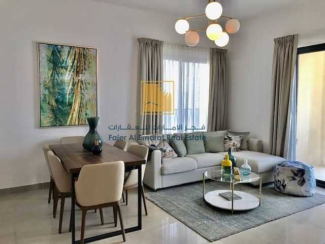 Stunning Luxury 3 BR For Sale In Mamzer Sharjah