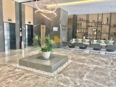 شقة في برج صحارى 6 أبراج صحارى النهدة 1 غرف 580000 درهم - 4729738