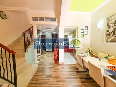 2 Bedroom Townhouse for Sale in Al Hamra Village, Ras Al Khaimah - One of a Kind - Great View - Extended and Modified