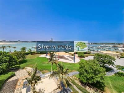 3 Bedroom Apartment for Sale in Al Hamra Village, Ras Al Khaimah - Stunning Marina and Beach Views - Huge Balcony