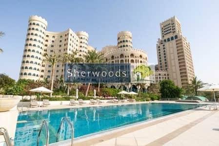 Hotel Apartment for Rent in Al Hamra Village, Ras Al Khaimah - Live By The Sea - Luxury Resort - Walk to Beach