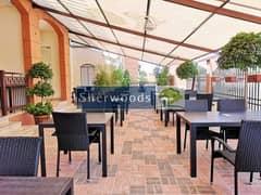 شقة في المعيريض 1 غرف 42000 درهم - 4878114