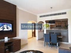 شقة في المعيريض 3 غرف 70000 درهم - 4878017