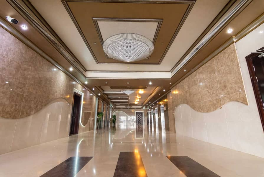 2 Exquisite and Prime Location 3BHK with Free Parking