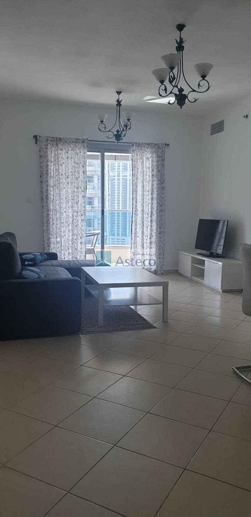Furnished 2 Bedroom with Full Marina View