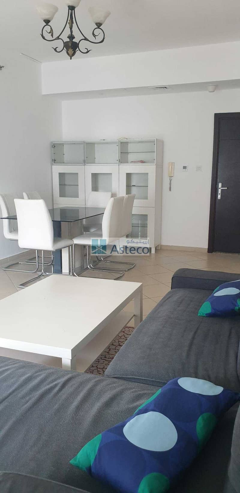 2 Furnished 2 Bedroom with Full Marina View