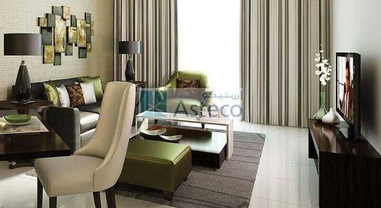 Lowest Price | Fully Furnished & Brand New 2 BR