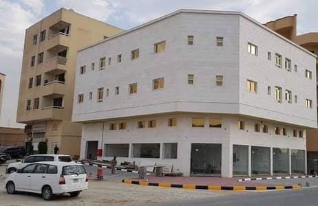 مبنى سكني 21 غرف نوم للبيع في الجرف، عجمان - بناية ارضي و ٢ جديدة في الجرف ٢