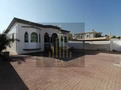 HOT DEAL FULLY MAINTINANCE VILLA FOR RENT 3 BEDROOM HALL IN MOWAIHAT 2 AJMAN YEARLY RENT 65,000/- AED