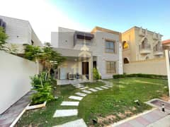 HOTEST OFFER GREAT DEAL BEAUTIFULL MODREN STYLE 5 BEDROOM HALL VILLA AVAILABLE FOR RENT IN AL MOWAIHAT 1, RENT 105,000/- YEARLY