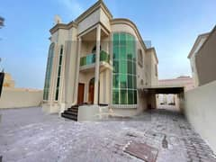 GOOD DEAL NEAT AND CLEAN VILLA FOR RENT 5 BEDROOMS HALL IN AL MOWAIHAT 2 WITHOUT AC AJMAN RENT 60,000/- YEARLY