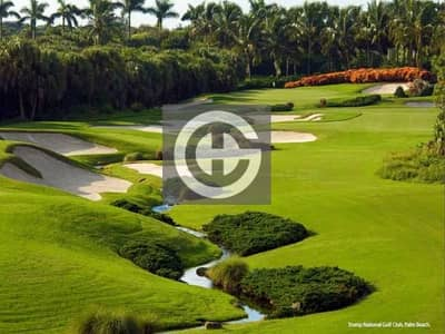 Plot for Sale in DAMAC Hills (Akoya by DAMAC), Dubai - Facing Golf Course View Plots | Limited plots available