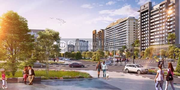 فلیٹ 1 غرفة نوم للبيع في الفرجان، دبي - Pay 10% & Move-in   New 1BR Apt!