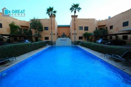 فیلا 3 غرف نوم للايجار في مردف، دبي - Well Maintained Community Villa for Rent