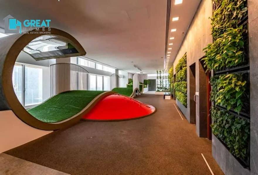 18 Stunning Duplex 3 Bhk   Maids Room    Near Sheikh Zayed Road