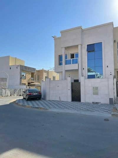 5 Bedroom Villa for Rent in Al Yasmeen, Ajman - Villa for rent in Ajman jasmine area is the first inhabitant of the corner.