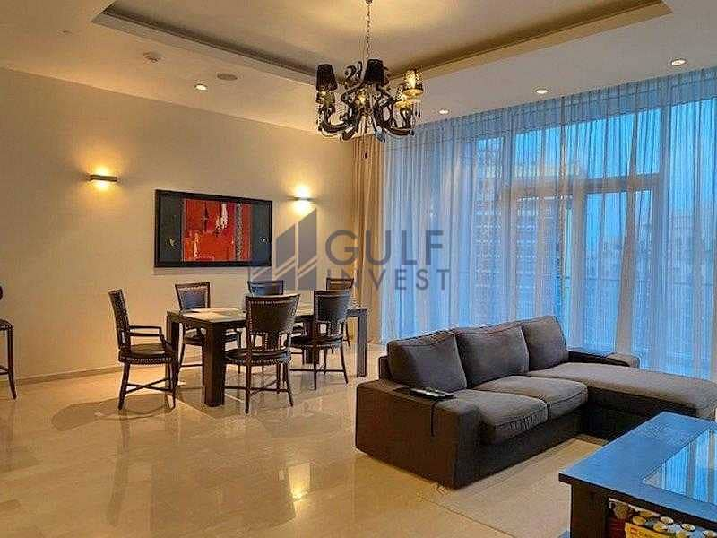 2 Fully Furnished / High Floor / Sea view