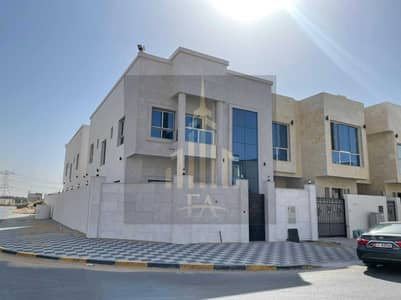 5 Bedroom Villa for Rent in Al Yasmeen, Ajman - VILLA FOR RENT 5 BADROOM WITH MAJLIS HALL IN (AL YASMEEN) AJMAN 80,000/- AED YEARLY,