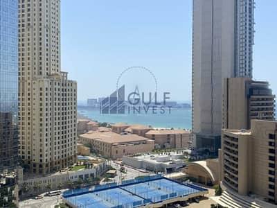 2 Bedroom Flat for Rent in Dubai Marina, Dubai - Amazing Sea & Palm View
