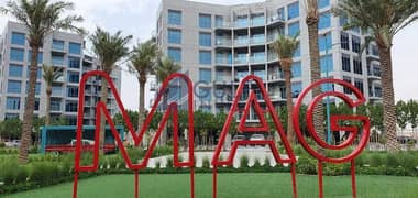 شقة في ماج 520 ماج 5 بوليفارد دبي الجنوب 1 غرف 365000 درهم - 5254426