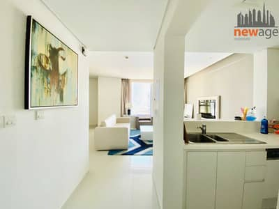 1 Bedroom Apartment for Rent in Business Bay, Dubai - Furnished One Bedroom For Rent In The Vouge Business Bay
